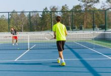 Photo of Off Court Tennis Training For Young Players