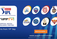 Photo of Tune into YuppTV to watch Dream11 IPL 2020 live